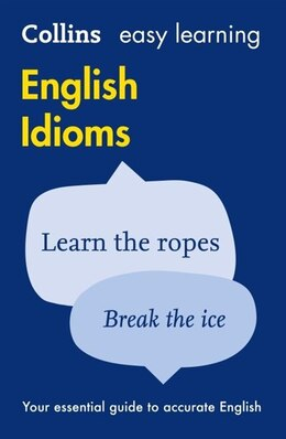 Book Collins Easy Learning English Idioms by Collins