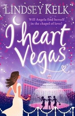 Book I Heart Vegas by Lindsey Kelk