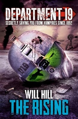 Book The Rising (Department 19, Book 2): The Rising by Will Hill