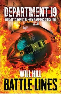 Book Battle Lines (Department 19, Book 3): Battle Lines by Will Hill