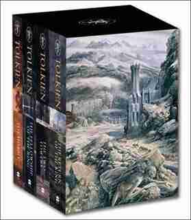 Hobbit/The Lord of the Rings Boxed Set,The by JRR Tolkien