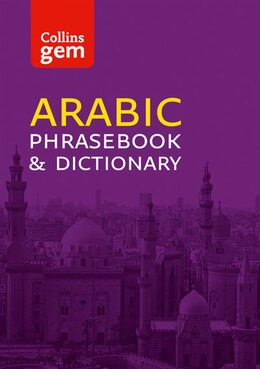 Book Collins Gem - Collins Easy Learning Arabic Phrasebook (Second Edition) by Collins