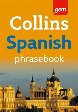 Book Collins Gem Spanish Phrasebook and Dictionary (Collins Gem) by Collins Dictionaries
