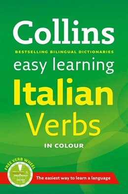 Book Collins Easy Learning Italian Verbs: With Free Verb Wheel (Second Edition) by Collins