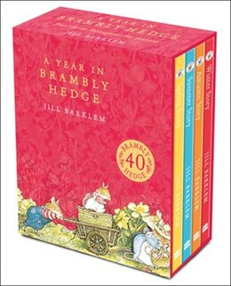 Book Year In Brambly Hedge by Jill Barklem