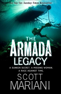 Book The Armada Legacy (ben Hope, Book 8) by Scott Mariani