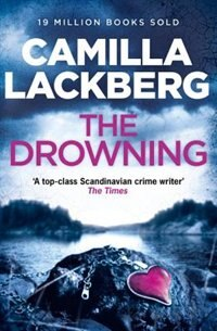 Book Drowning by Camilla Lackberg