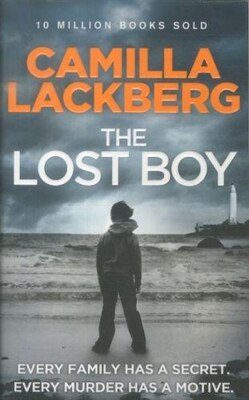 Book The Lost Boy (Patrik Hedstrom and Erica Falck, Book 7) by Camilla Lackberg