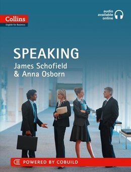 Book Collins Business Skills: Speaking by James Schofield