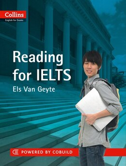 Book Collins Reading For IELTs by Els Van Geyte