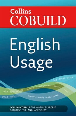 Book Collins Cobuild - English Usage Second Edition by Collins Cobuild