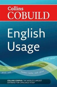 Collins Cobuild - English Usage Second Edition
