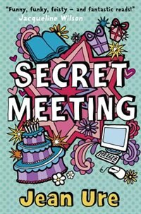 Book Secret Meeting by Jean Ure