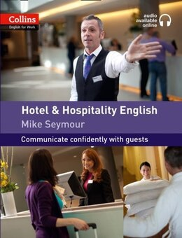 Book Collins Hotel And Hospitality English by Mike Seymour