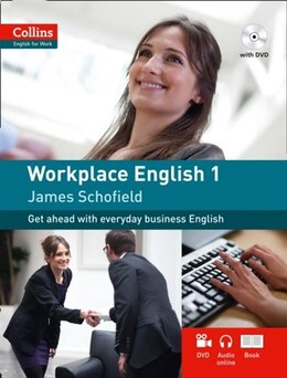 Book Collins Workplace English by James Schofield