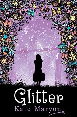 Book Glitter by Kate Maryon