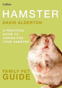 Book Hamster (Collins Family Pet Guide): Hamster by David Alderton
