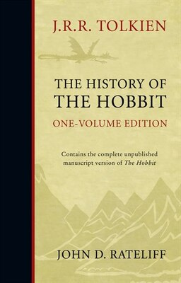 Book History Of The Hobbit: One Volume Edition (revised Edition) by J.R.R. Tolkien