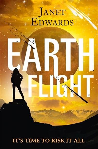 Earth Flight by Janet Edwards