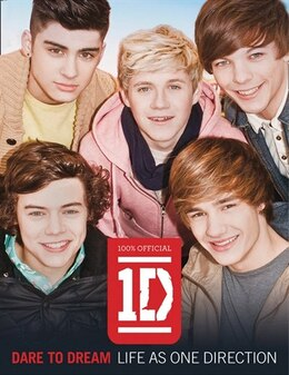 Book Dare To Dream: Life As One Direction by One Direction