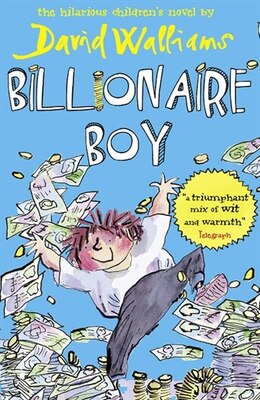 Book Billionaire Boy by David Walliams