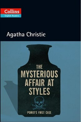 Book Collins The Mysterious Affair At Styles Elt Reader by Agatha Christie