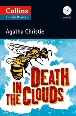 Book Collins Death In The Clouds (Elt Reader) by Agatha Christie