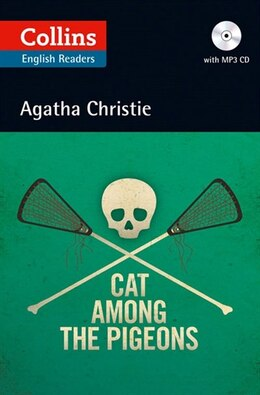 Book Collins Cat Among The Pigeons (ELT Reader) by Agatha Christie