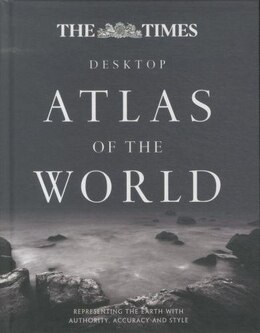 Book The Times Desktop Atlas Of The World Third Edition by Books Times Books