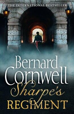 Book Sharpe's Regiment by Bernard Cornwell