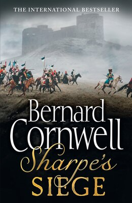 Book Sharpe's Siege by Bernard Cornwell