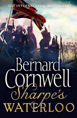 Book Sharpe's Waterloo by Bernard Cornwell