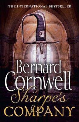 Book Sharpe's Company by Bernard Cornwell