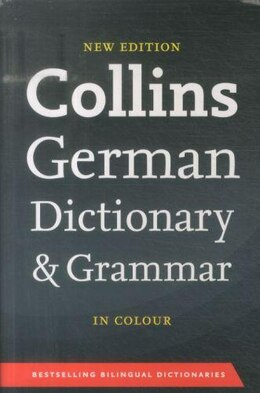Book Collins Dictionary And Grammer - Collins German Dictionary And Grammer [7th Edition] by Harpercollins