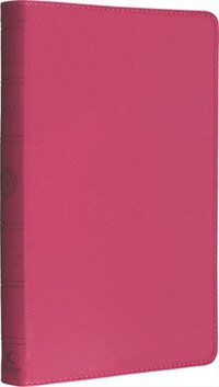 Holy Bible: Esv Anglicized Thinline Pink Leather