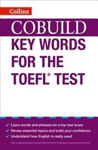 Book Collins Cobuild Key Words For The TOEFL by Collins