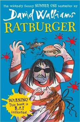 Book Ratburger by David Walliams
