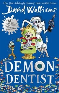Book Demon Dentist by David Walliams