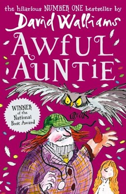 Book Awful Auntie by David Walliams