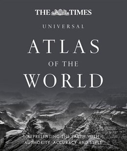 Book The Times Universal Atlas Of The World Second Edition by Times