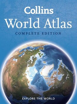 Book Collins World Atlas: Complete Edition (new Edition) by Collins