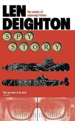 Book Spy Story by Len Deighton