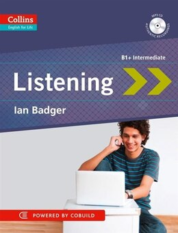 Book Collins General Skills: Listening by Ian Badger