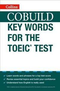 Book Collins Cobuild Key Words For The TOEIC by Collins Cobuild