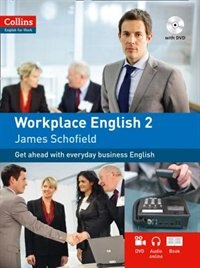 Book Collins Workplace English 2 by James Schofield