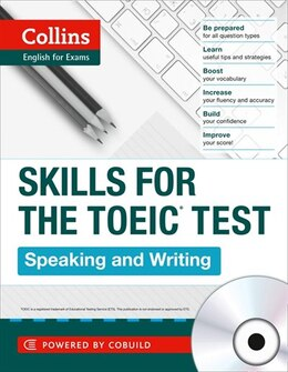 Book Collins TOEIC Speaking And Writing by Collins