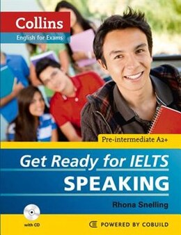 Book Collins Get Ready For IELTs Speaking by Collins