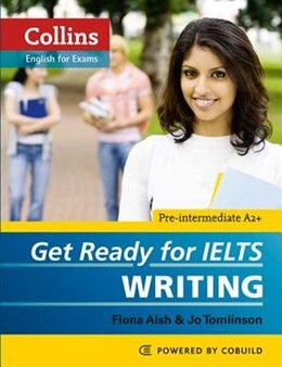 Book Collins Get Ready For IELTs Writing by Collins