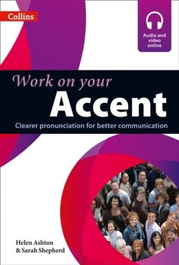 Book Collins Work On Your Accent by Helen Ashton