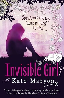 Book Invisible Girl by Kate Maryon
